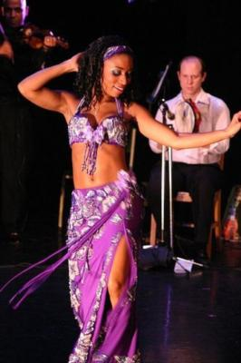 Ebony - Traditional and Urban Fusion Belly Dance | Washington, DC | Belly Dancer | Photo #8