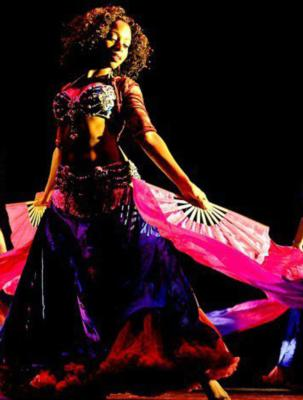 Ebony - Traditional and Urban Fusion Belly Dance | Washington, DC | Belly Dancer | Photo #13