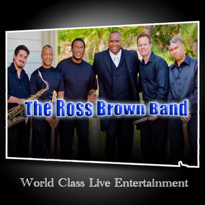 Ross Brown Band | Louisville | Louisville, KY | Motown Band | Photo #8