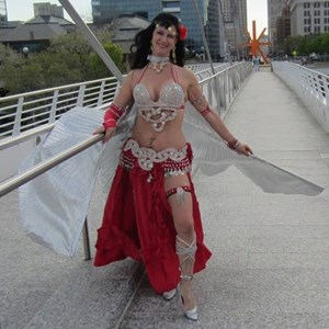 Milwaukee, WI Belly Dancer | Be Allured Belly Dancing By Dimitra