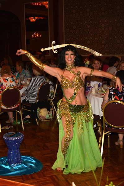 Be Allured Belly Dancing By Dimitra - Belly Dancer - Milwaukee, WI
