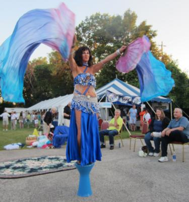 Be Allured Belly Dancing By Dimitra | Milwaukee, WI | Belly Dancer | Photo #3