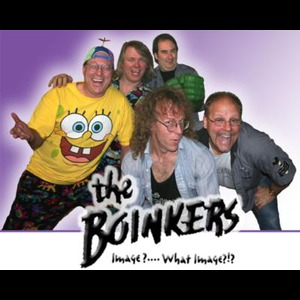 Oakville 80s Band | The Boinkers
