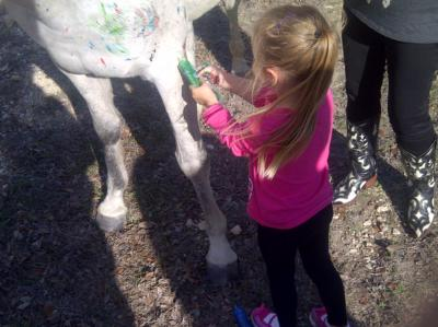 Bella Peregrina Ranch | Austin, TX | Pony Rides | Photo #5