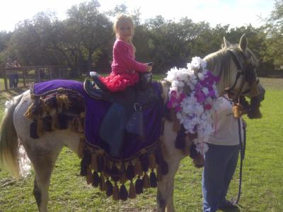Bella Peregrina Ranch | Austin, TX | Pony Rides | Photo #1