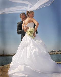 Goes Photography. Wedding Photography With Fashion | Santa Monica, CA | Wedding Photographer | Photo #20