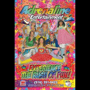 Kings Park Clown | Adrenaline Entertainment