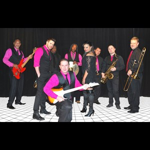 Richardson Jazz Musician | Inversion Band