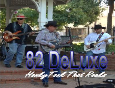 82 Deluxe | Hanford, CA | Country Band | Photo #3