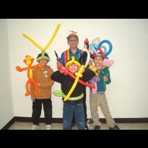 Milton Balloon Twister | Balloon Entertainer