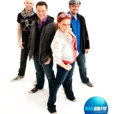 Atlantic City Barbershop Quartet | Blue Jupiter