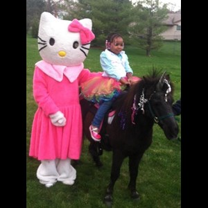 Michigan Animal For A Party | Chamberlin Pony Rides & Mobile Petting Zoo