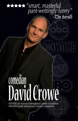 David Crowe :: Comedian | Seattle, WA | Clean Comedian | Photo #6