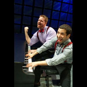 Arlington Children's Musician | Cutting Edge Dueling Pianos