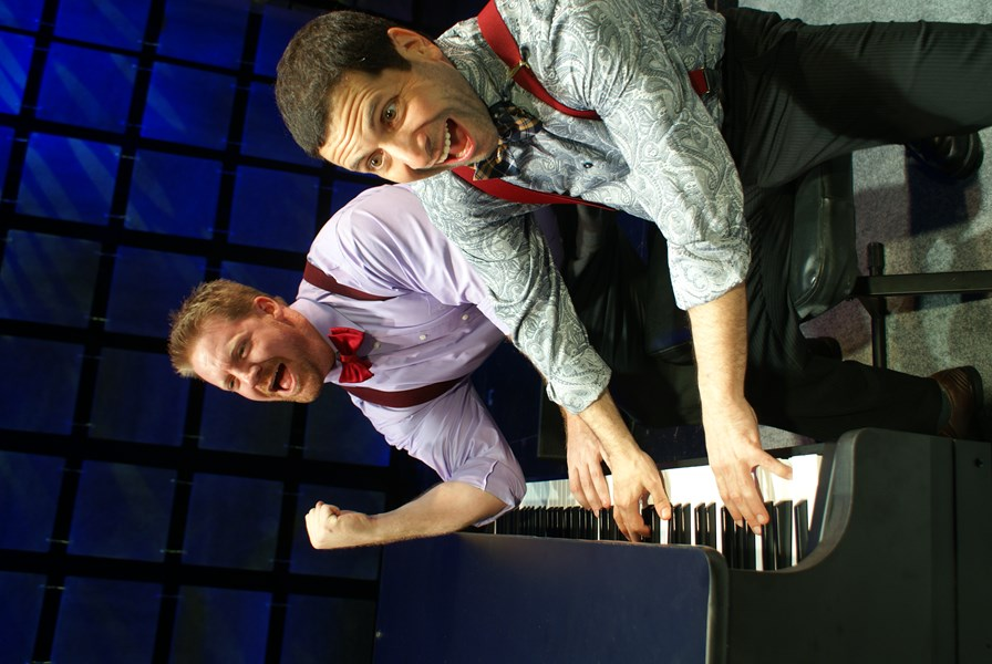 Cutting Edge Dueling Pianos - Dueling Pianist - Baltimore, MD