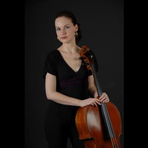 Frederick Cellist | Samantha Hegre, Cellist