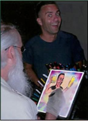 I Luv A Party!!! | Stamford, CT | Caricaturist | Photo #6