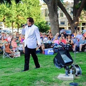 Cibolo Frank Sinatra Tribute Act | Mr. Thrill DJ PLUS Engelbert/ Diamond Tribute