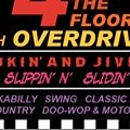 Glen Burnie, MD Rockabilly Band | 4 ON THE FLOOR WITH OVERDRIVE show