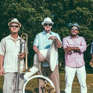 Castine Gospel Band | Street Beat Brass Band