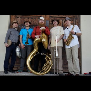 Moose Jaw Dixieland Band | Street Beat Brass Band