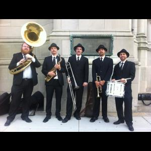 Locust Gap German Band | Street Beat Brass Band