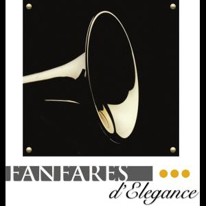 Walnut Bottom Trumpet Player | Fanfares d'Elegance