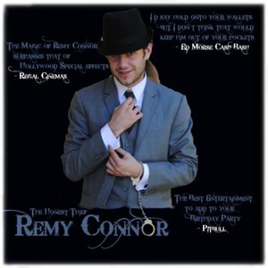 Remy Connor Magician/mentalist - Magician - West Palm Beach, FL