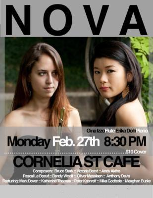 Nova | New York, NY | Chamber Music Duo | Photo #3