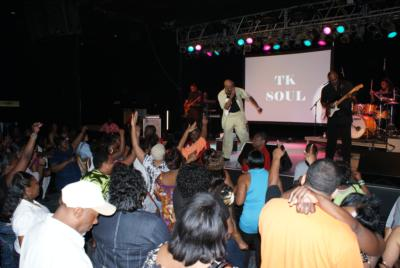TK SOUL  | West Monroe, LA | R&B Band | Photo #17