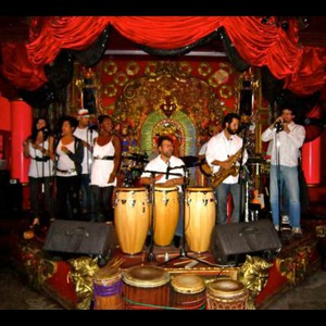 Amargosa Valley Steel Drum Band | L'esprit D'afrique