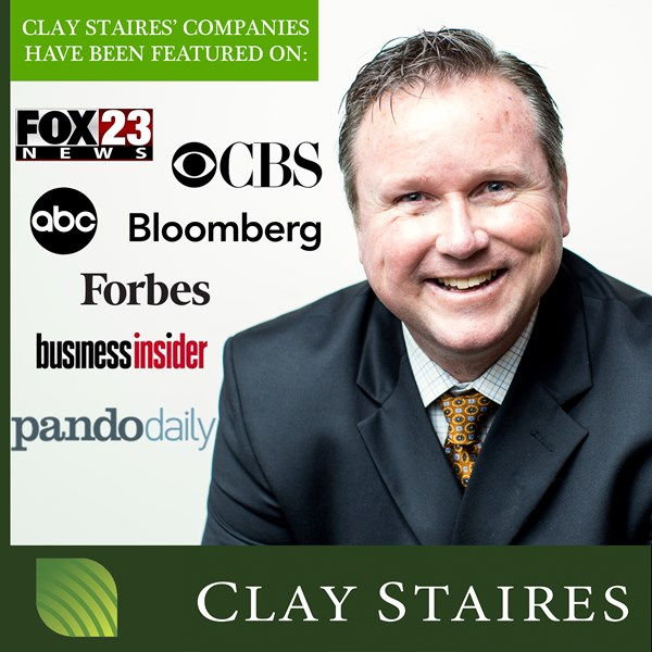 Clay Staires AMERICA'S MILLIONAIRE SCHOOLTEACHER - Motivational Speaker - Tulsa, OK