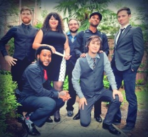 Baton Rouge Soul Band | The River City Hit Squad