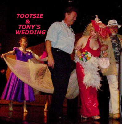 Tony & Tootsie's Wedding-A Murder Mystery's Main Photo