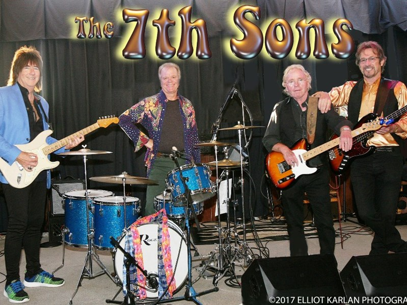 The 7th Sons - Classic Rock Band - Mill Valley, CA