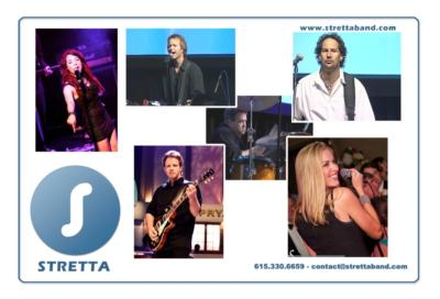 Stretta | Nashville, TN | Cover Band | Photo #1