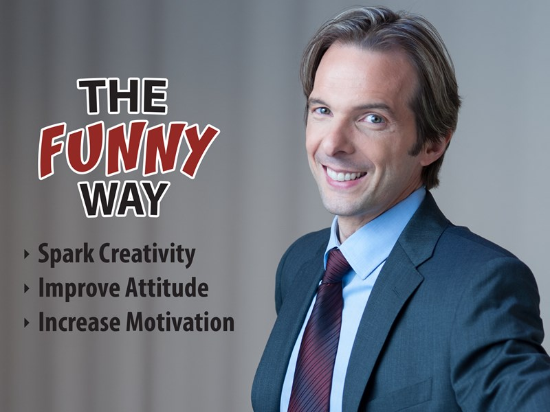 Larry Weaver - Motivational Humorist - Motivational Speaker - Charlotte, NC