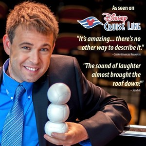 Kansas City, MO Motivational Speaker | Paul Miller: Juggler's Mindset