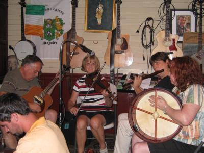 Rossacroonaloo - Irish Band - Mashpee, MA