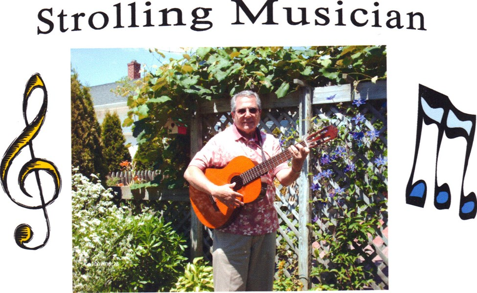 Guitar And Vocal-Italian/American - Italian Singer - Manasquan, NJ