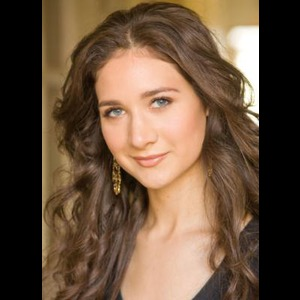 Couderay Classical Singer | Francesca Sola - Classical, Broadway & More