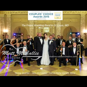 Lesterville Wedding Band | The Matt McCallie Orchestra, L.L.C.