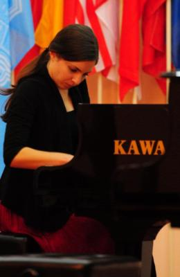 Anna Showalter | Durham, NC | Classical Piano | Photo #4