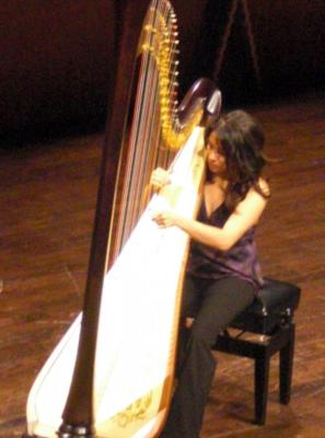 Harpist Hillary | Fort Worth, TX | Harp | Photo #18