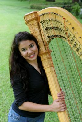 Harpist Hillary | Fort Worth, TX | Harp | Photo #1
