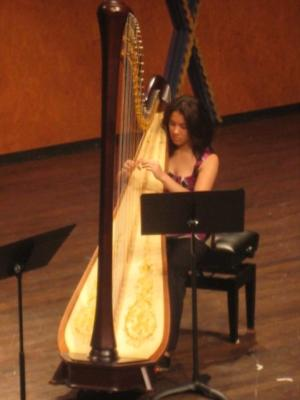 Harpist Hillary | Fort Worth, TX | Harp | Photo #15