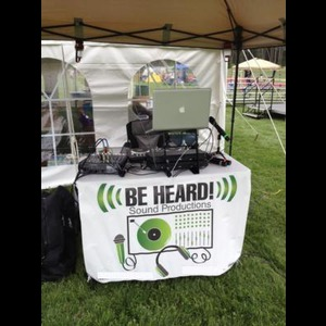 North Springfield Event DJ | Be Heard! Sound Productions