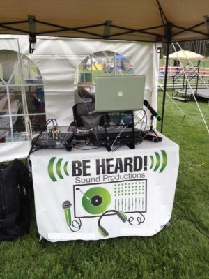 Be Heard! Sound Productions | Brattleboro, VT | DJ | Photo #1