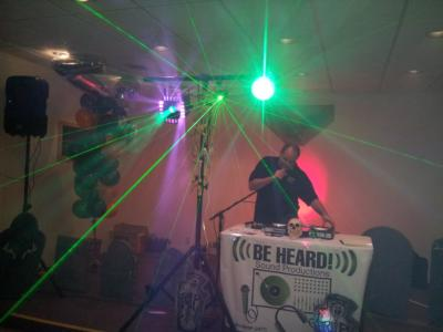 Be Heard! Sound Productions | Brattleboro, VT | DJ | Photo #9