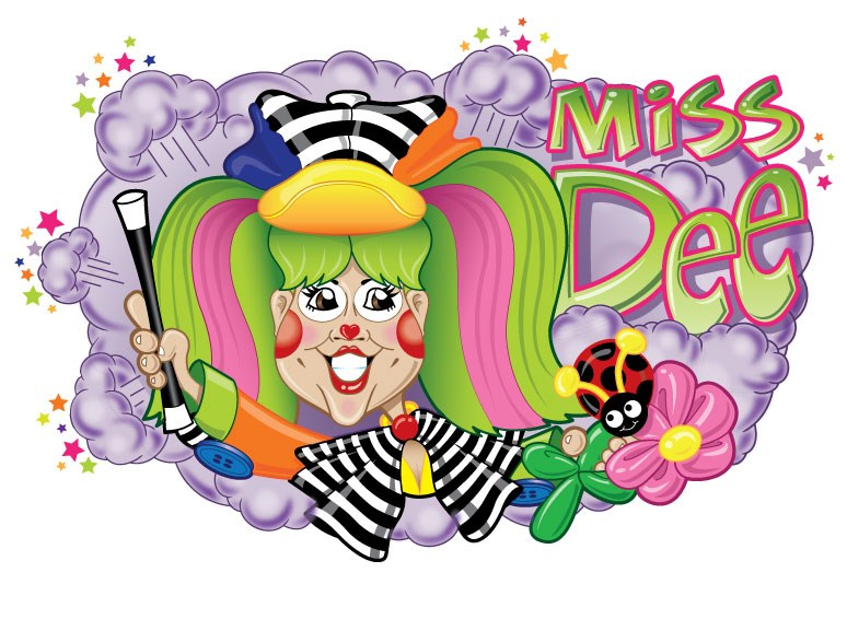 Miss Dee The Clown & Magician